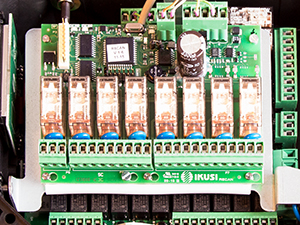 Additional relay expansion boards